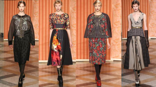 Antonio Marras Autumn '13 Collection